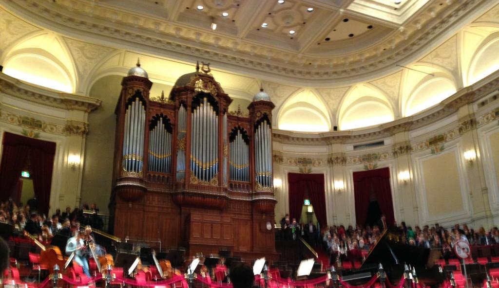 Concertgebouw Grote Zaal