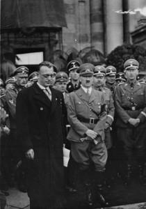 Wien, Arthur Seyß-Inquart, Adolf Hitler