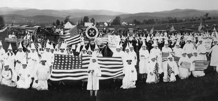 KKK_rally_Montpelier_1927