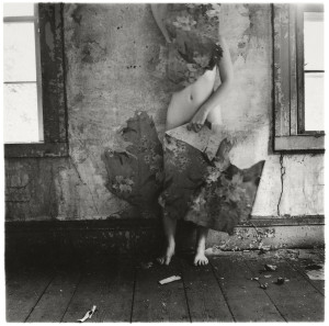 Francesca Woodman, From Space, 1976 © Betty and George Woodman from FOAM website